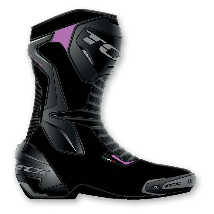 TCX Women's SP Master Black Boots