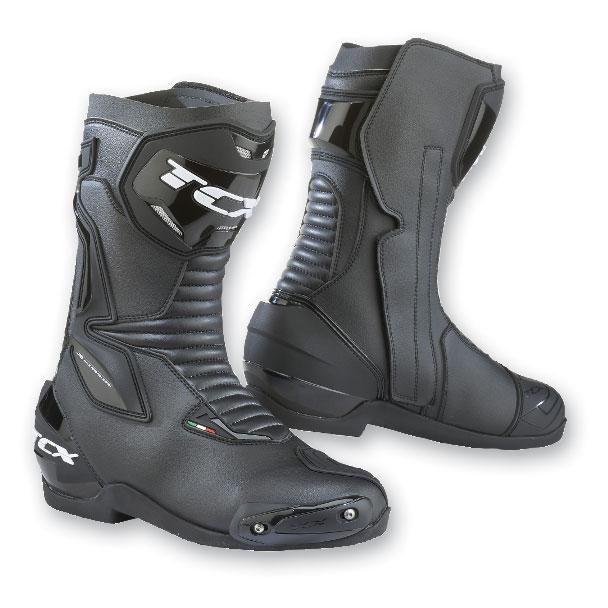 TCX Men's SP Master Waterproof Black Boots