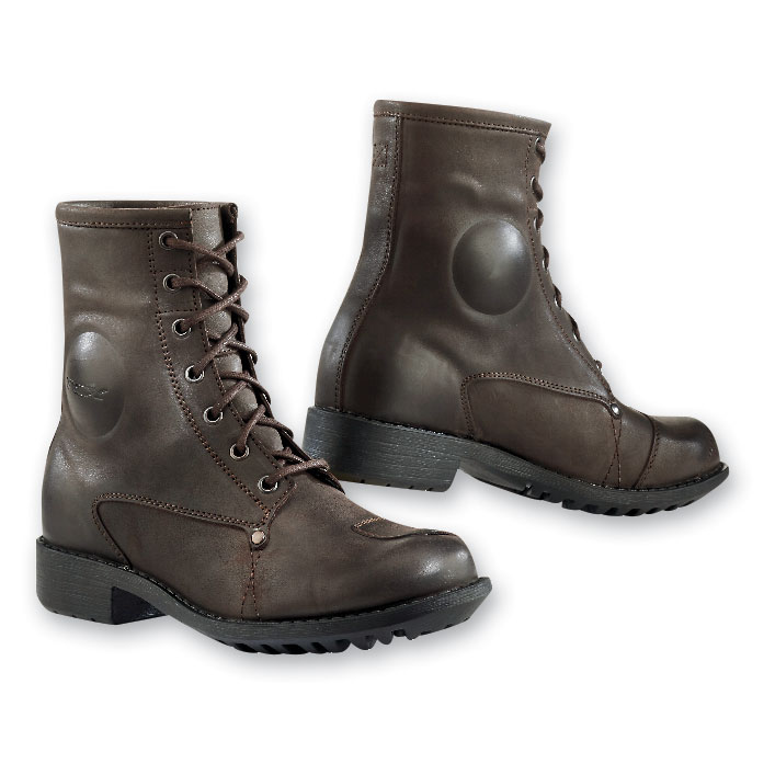 TCX Women's Blend Waterproof Brown Boots