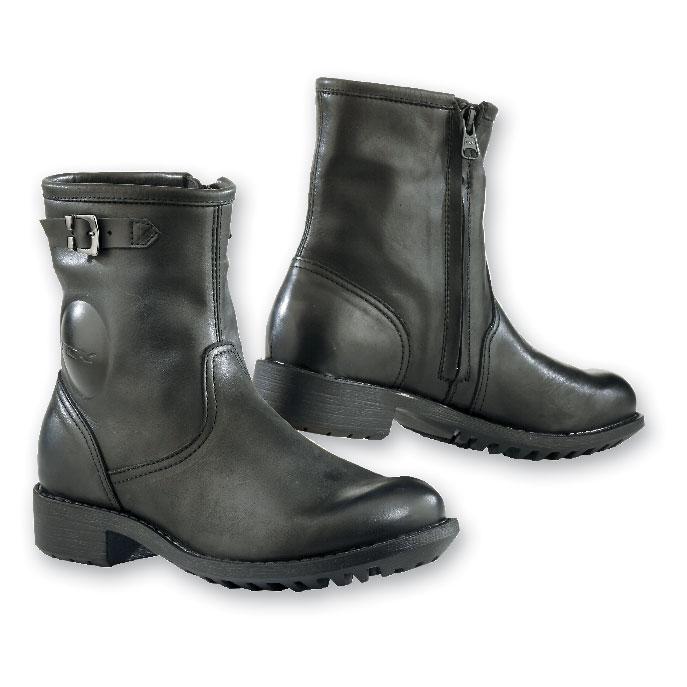 TCX Lady Biker Waterproof Black Boots