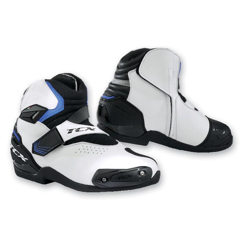 TCX Men's Roadster 2 Air White/Black/Blue Boots