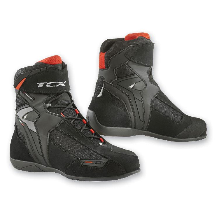TCX Men's Vibe WP Black Boots