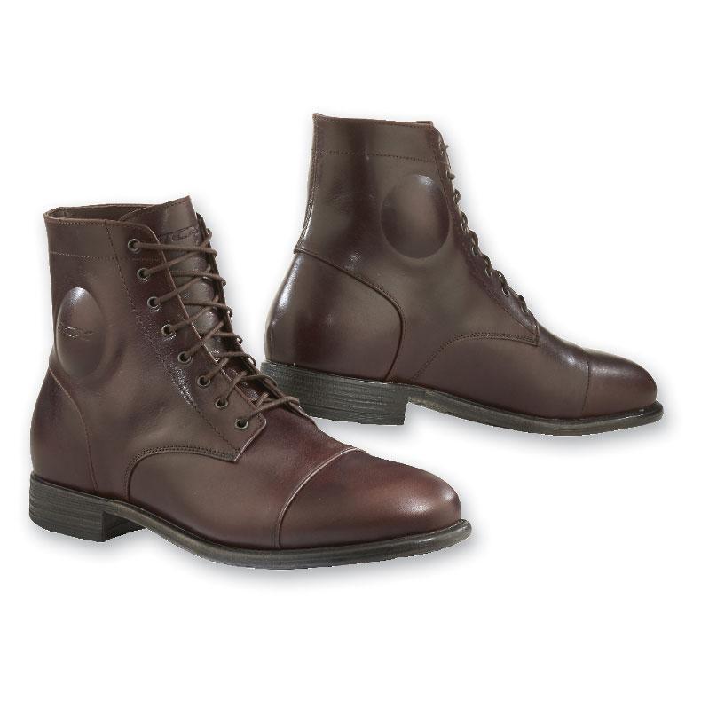 TCX Men's Metropolitan Dark Brown Boots