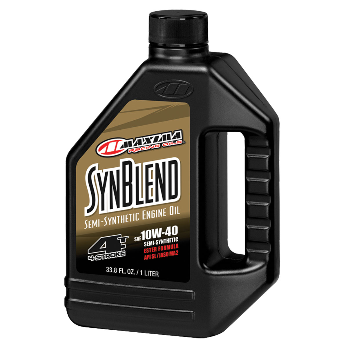 Maxima Synblend 10W40 Engine Oil Liter