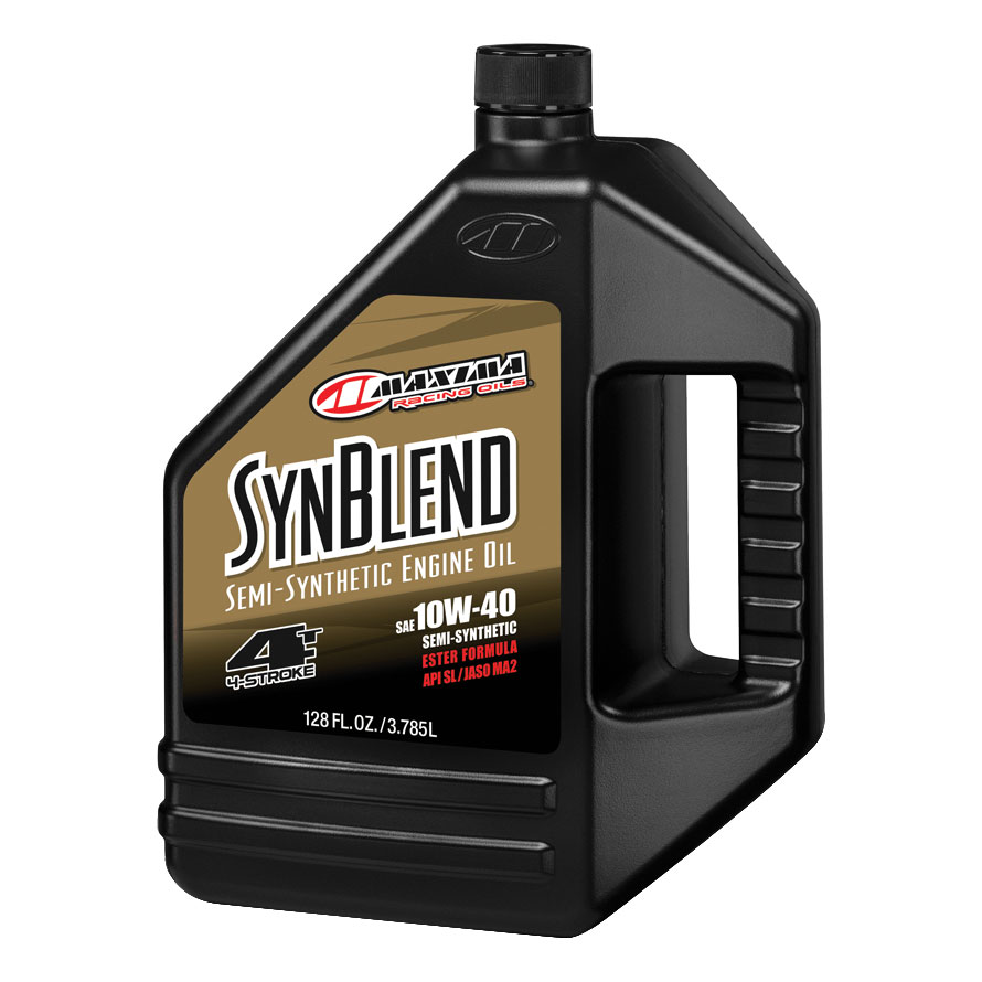 Maxima SynBlend Semi-Synthetic Engine Oil