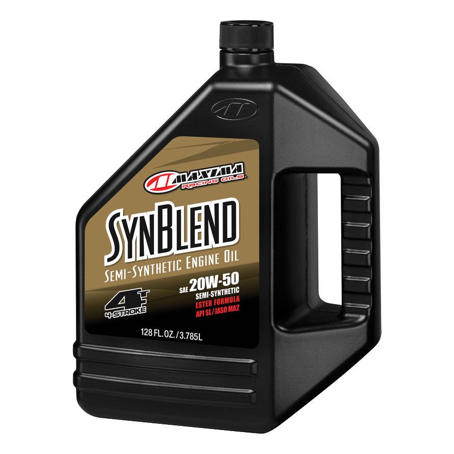 Maxima Synblend 20W50 Engine Oil Gallon