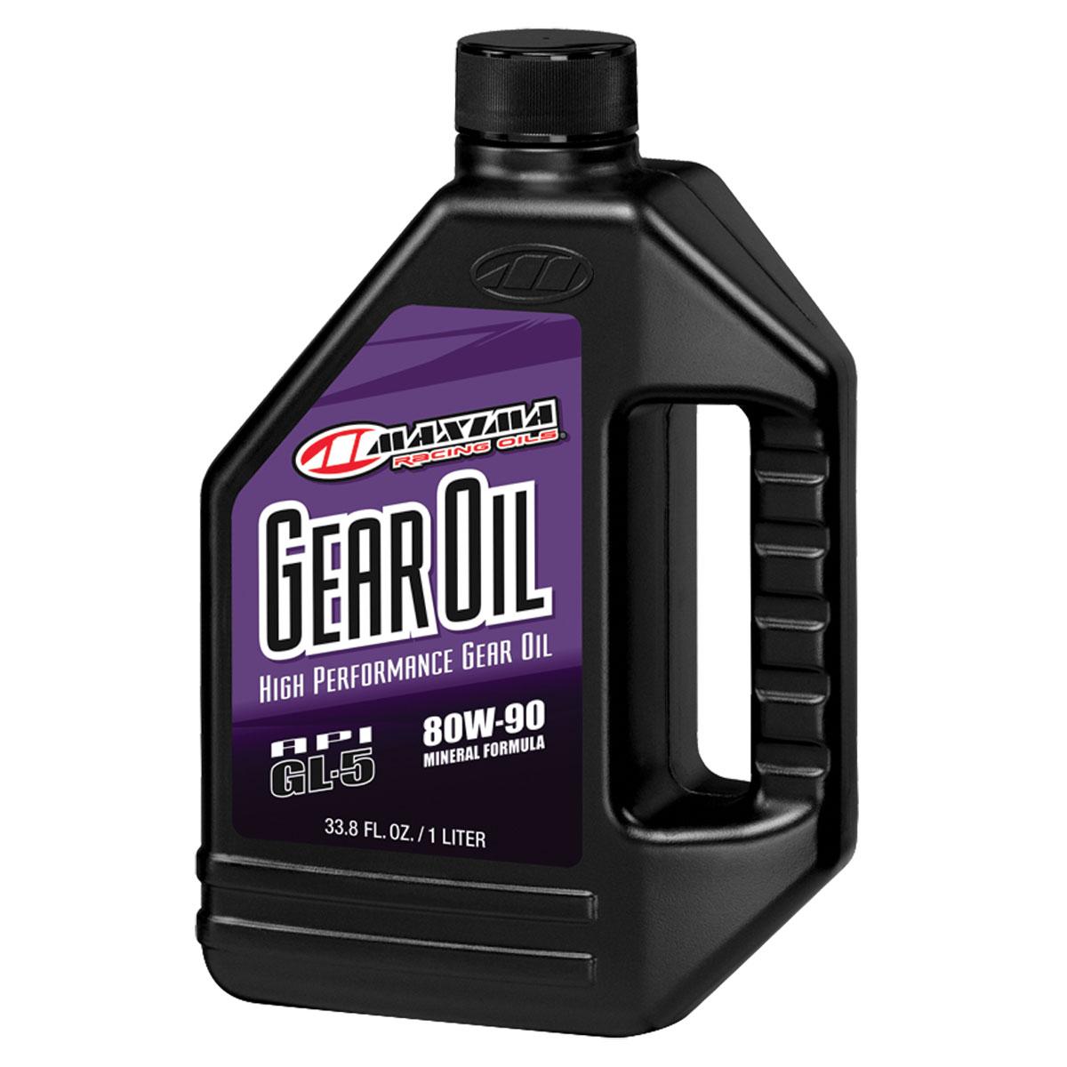 Maxima 80W90 Premium Gear Oil Liter - 43901