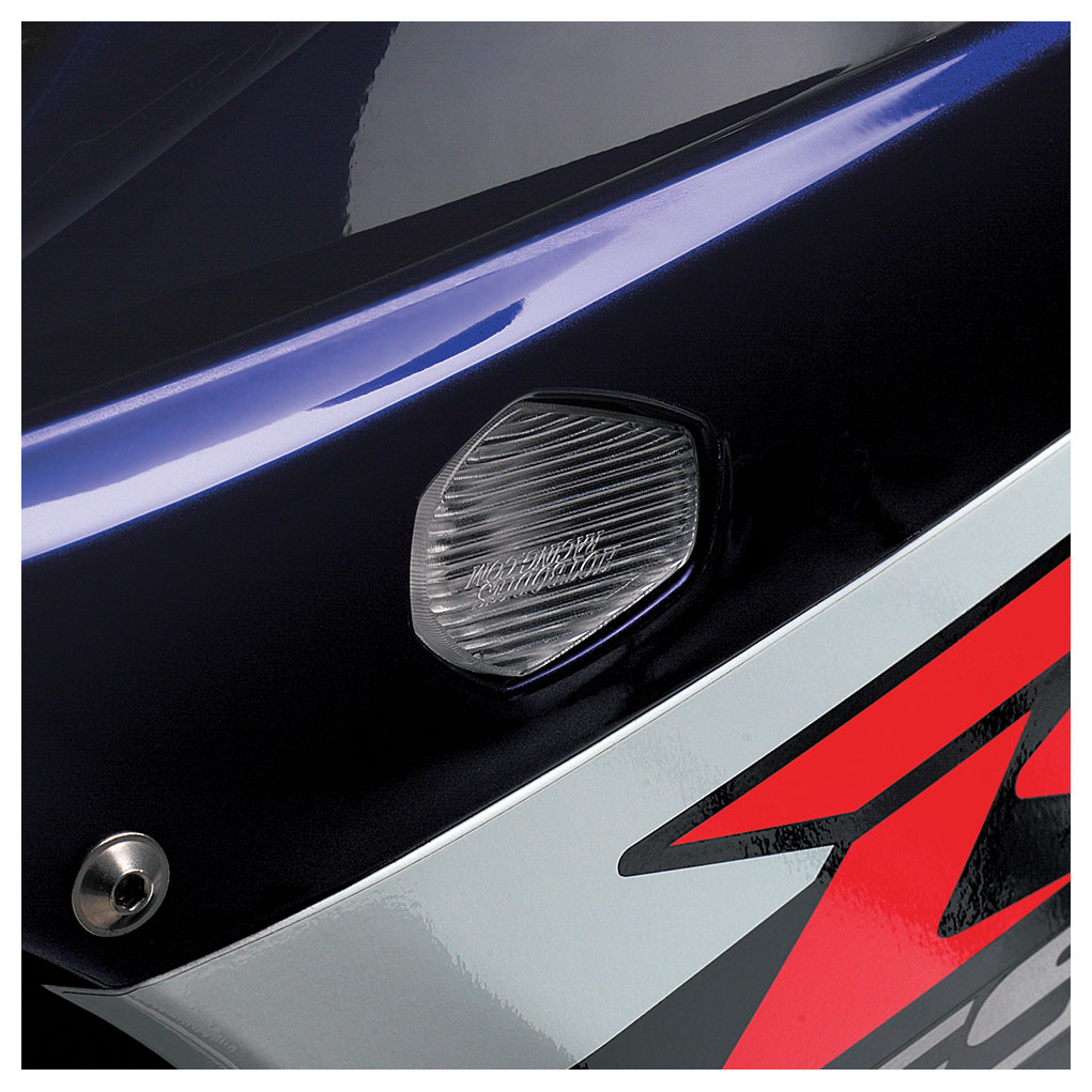 Hotbodies Flush Mount LED Turn Signal Clear