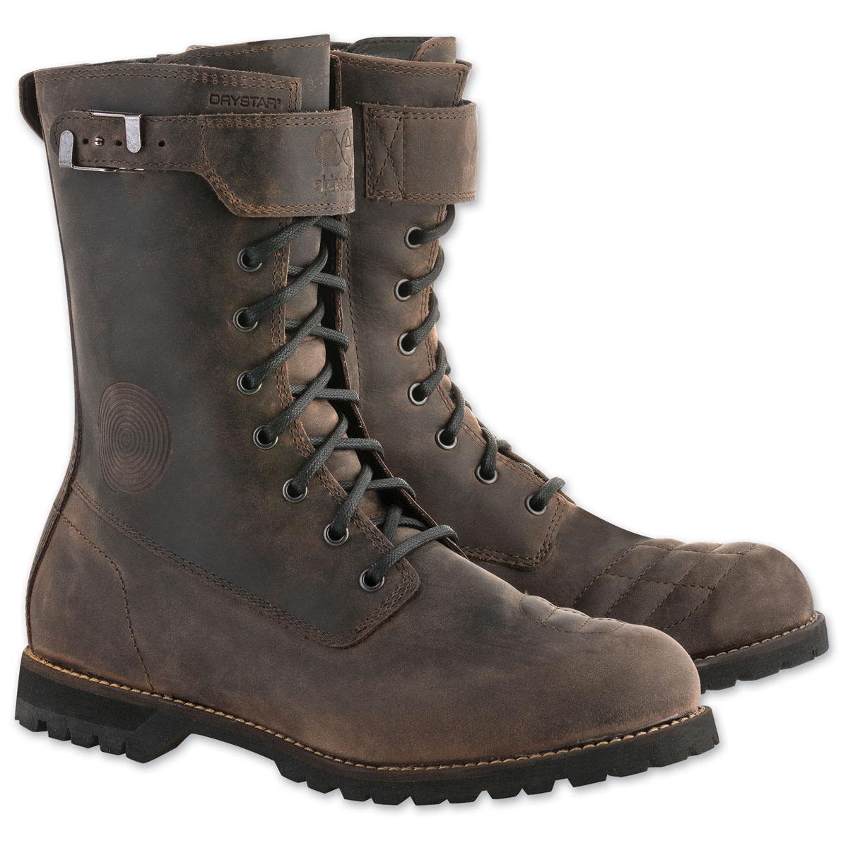 Alpinestars Men's Firm Brown Boots