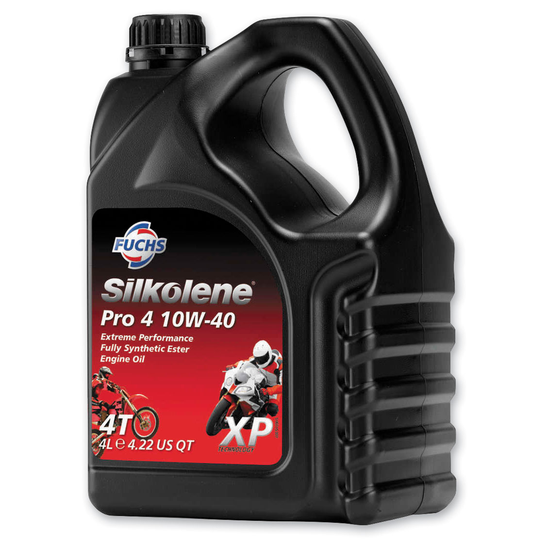 Silkolene Pro 4 XP 10W40 Engine Oil 4L