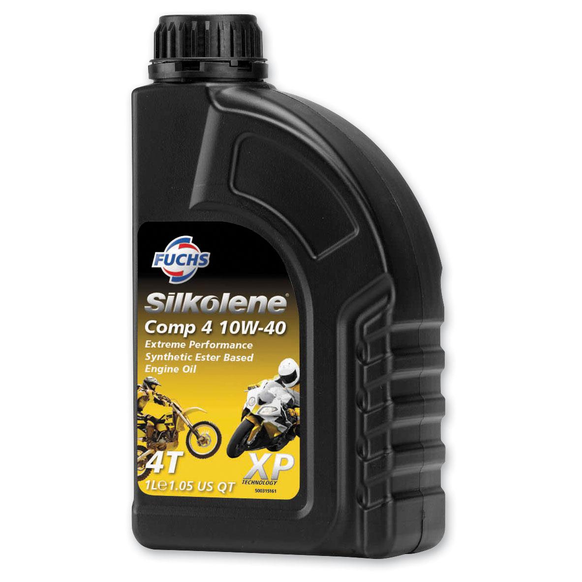 Silkolene Comp 4 XP 10W40 Engine Oil 1L