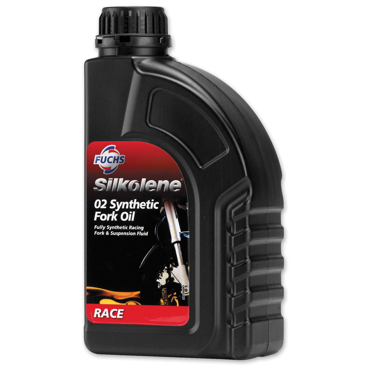 Silkolene 02 Synthetic Racing Fork Fluid Liter