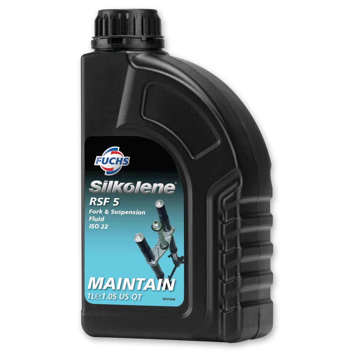 Silkolene Pro-RSF 5W Shock Fluid Liter