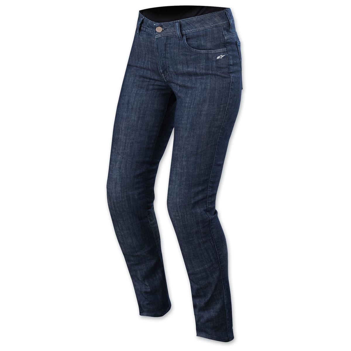Alpinestars Women's Stella Courtney Dark Wash Denim Pants