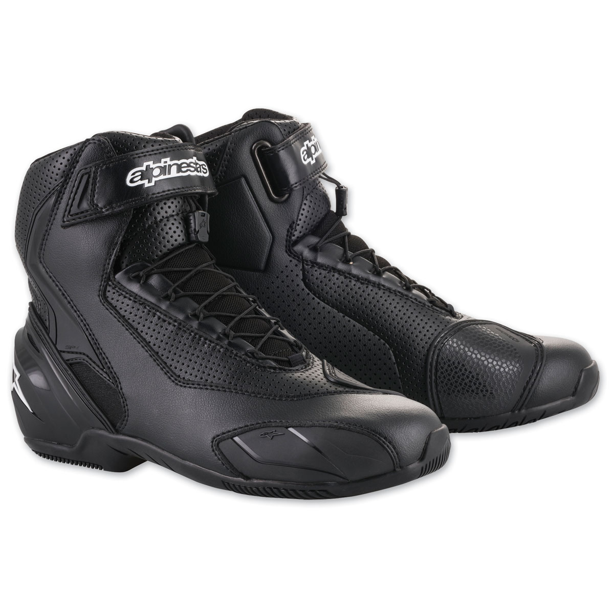 Alpinestars Men's SP-1 v2 Vented Black/Black Boots