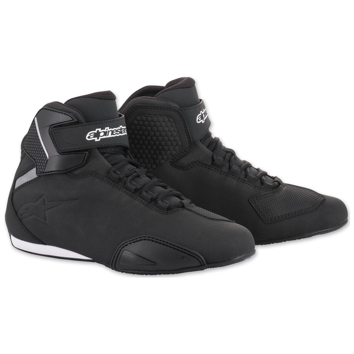 Alpinestars Men's Sektor Black Shoes