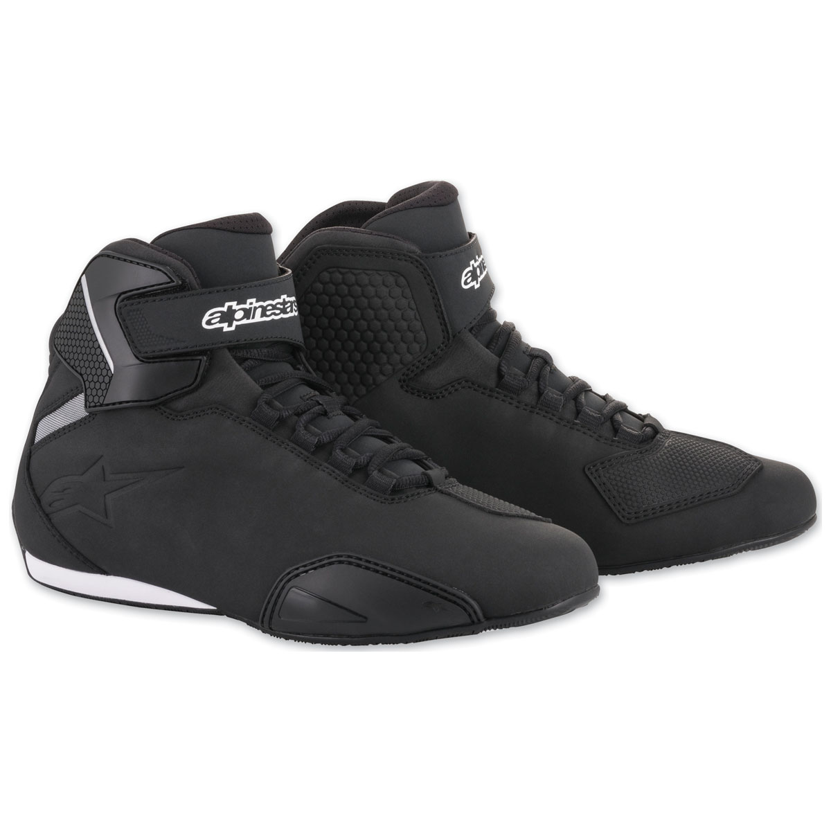 Alpinestars Men's Sektor Black Shoes