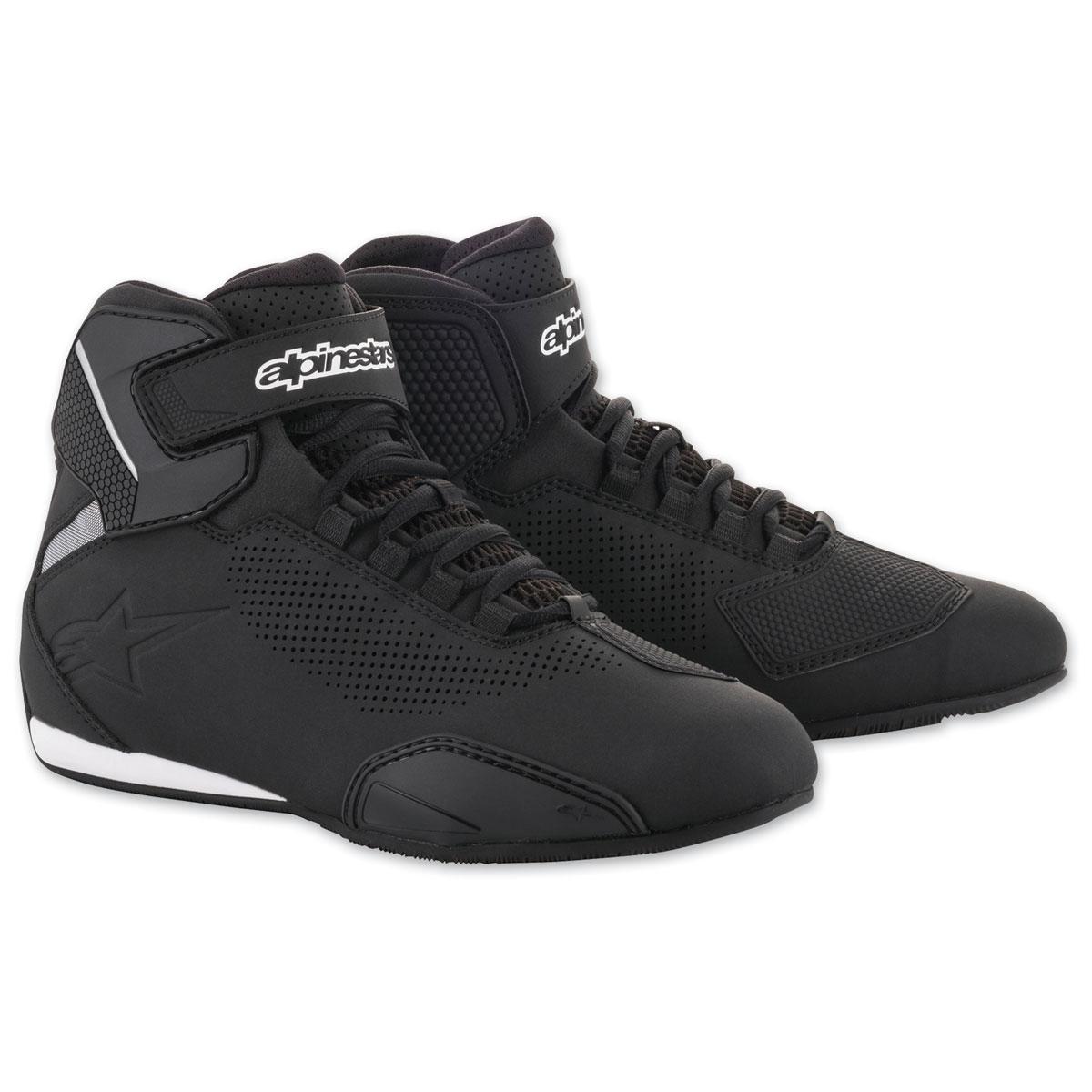 Alpinestars Men's Sektor Vented Black Shoes