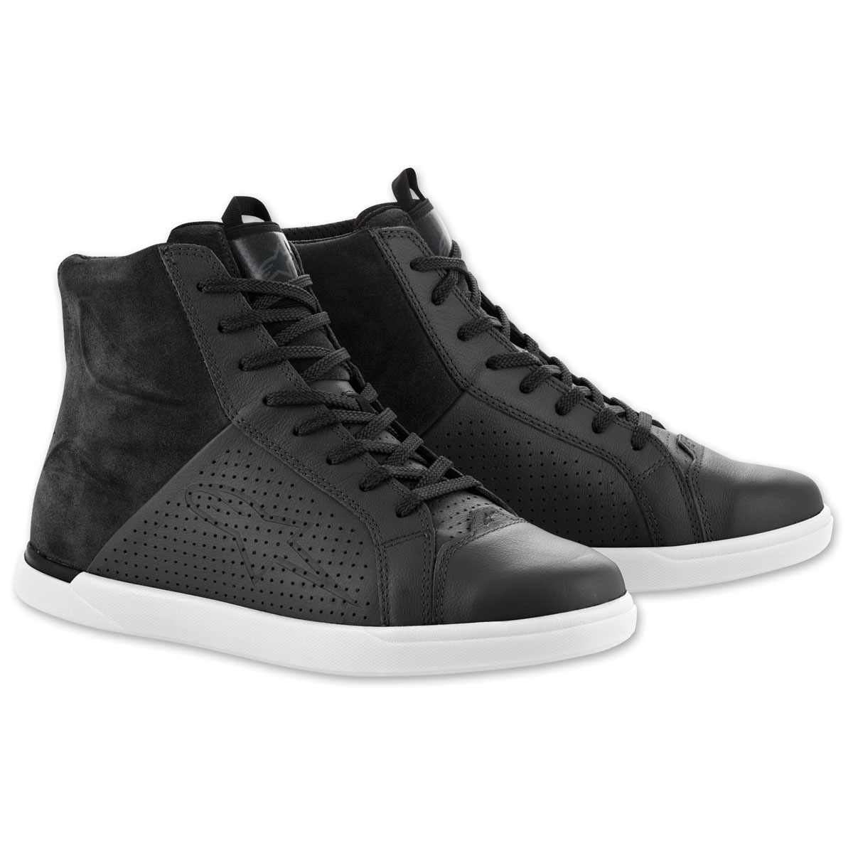 Alpinestars Men's Jam Air Black/Black Shoes