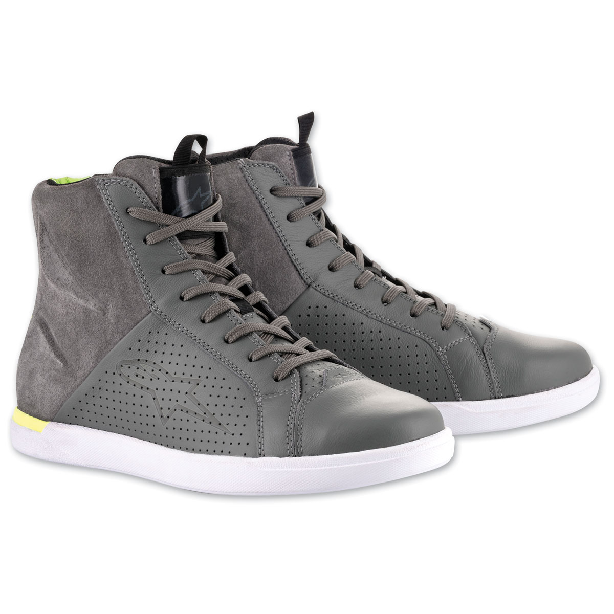 Alpinestars Men's Jam Air Gray Shoes