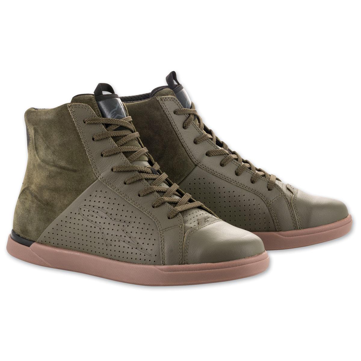 Alpinestars Men's Jam Air Military Green Shoes