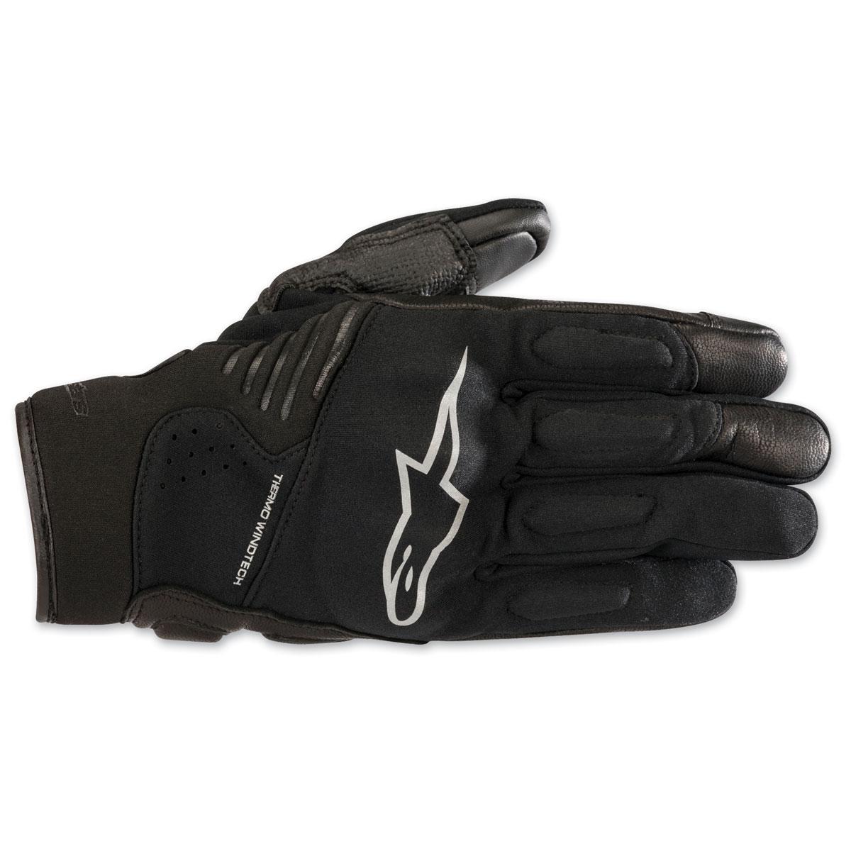 Alpinestars Women's Stella Faster Black Gloves
