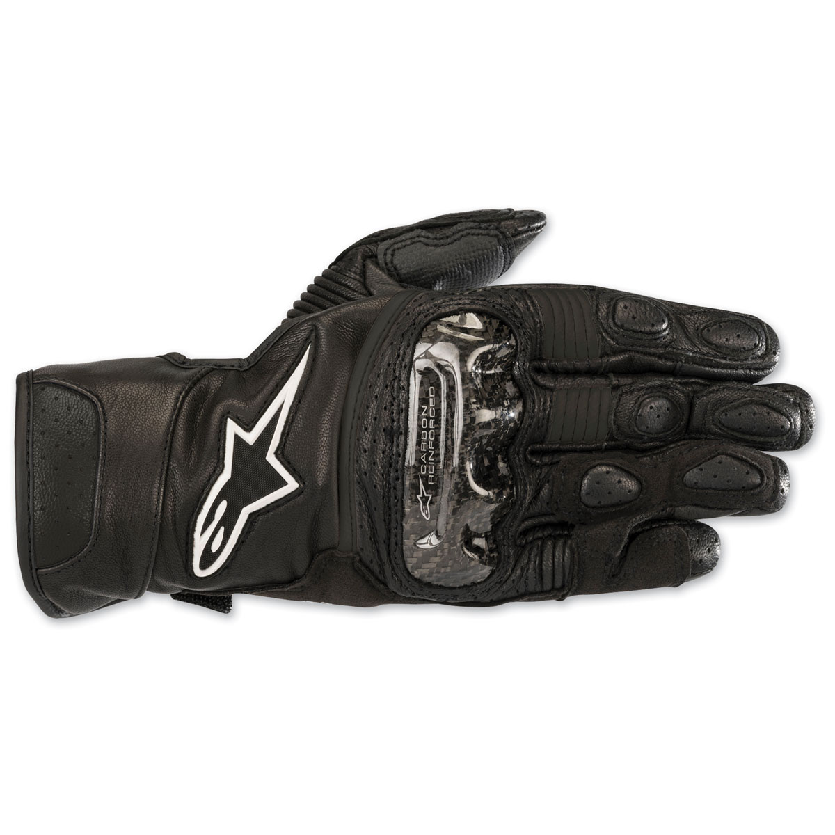 Alpinestars Women's Stella SP-2 v2 Black Gloves