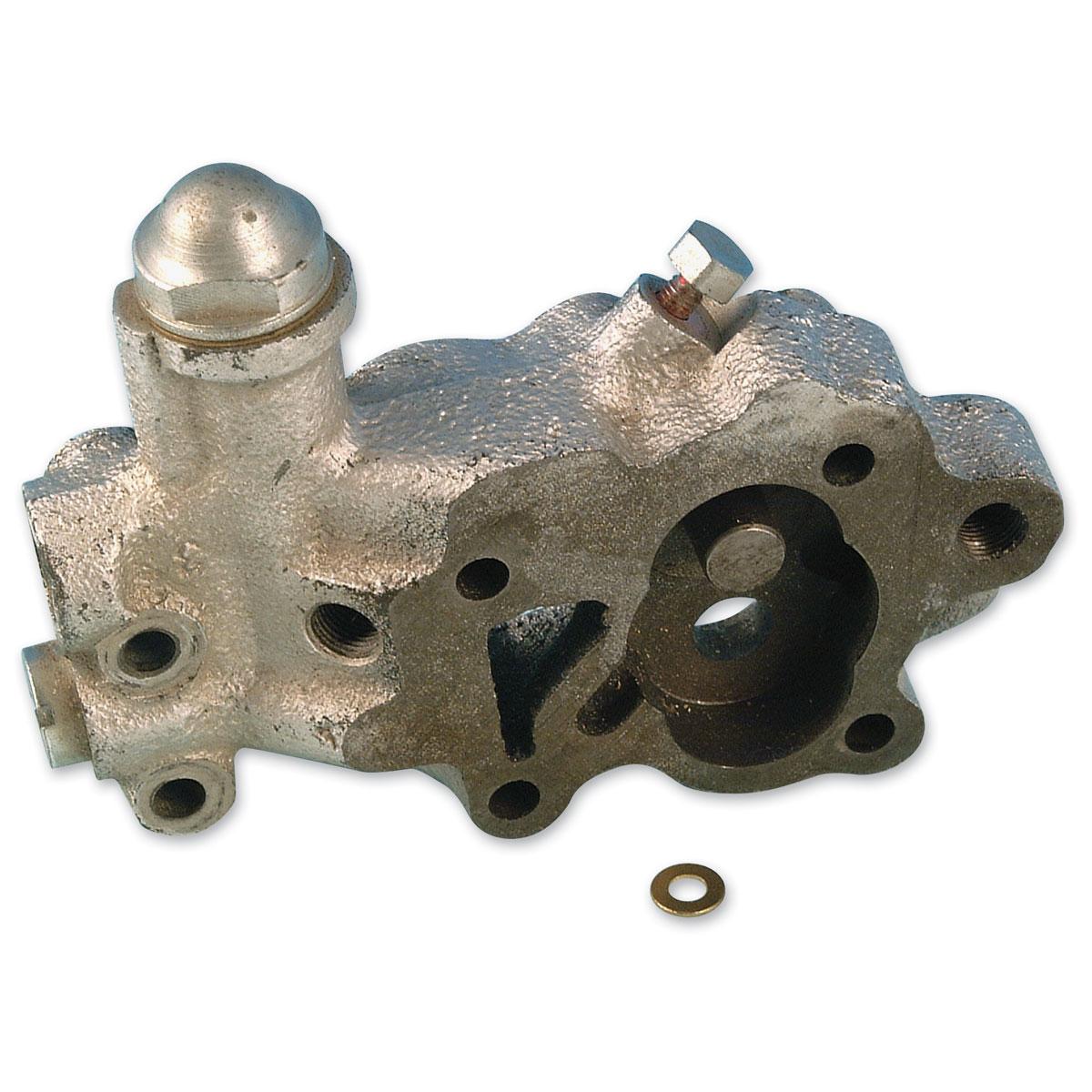 Genuine James Oil Pump Adjuster Screw Washer