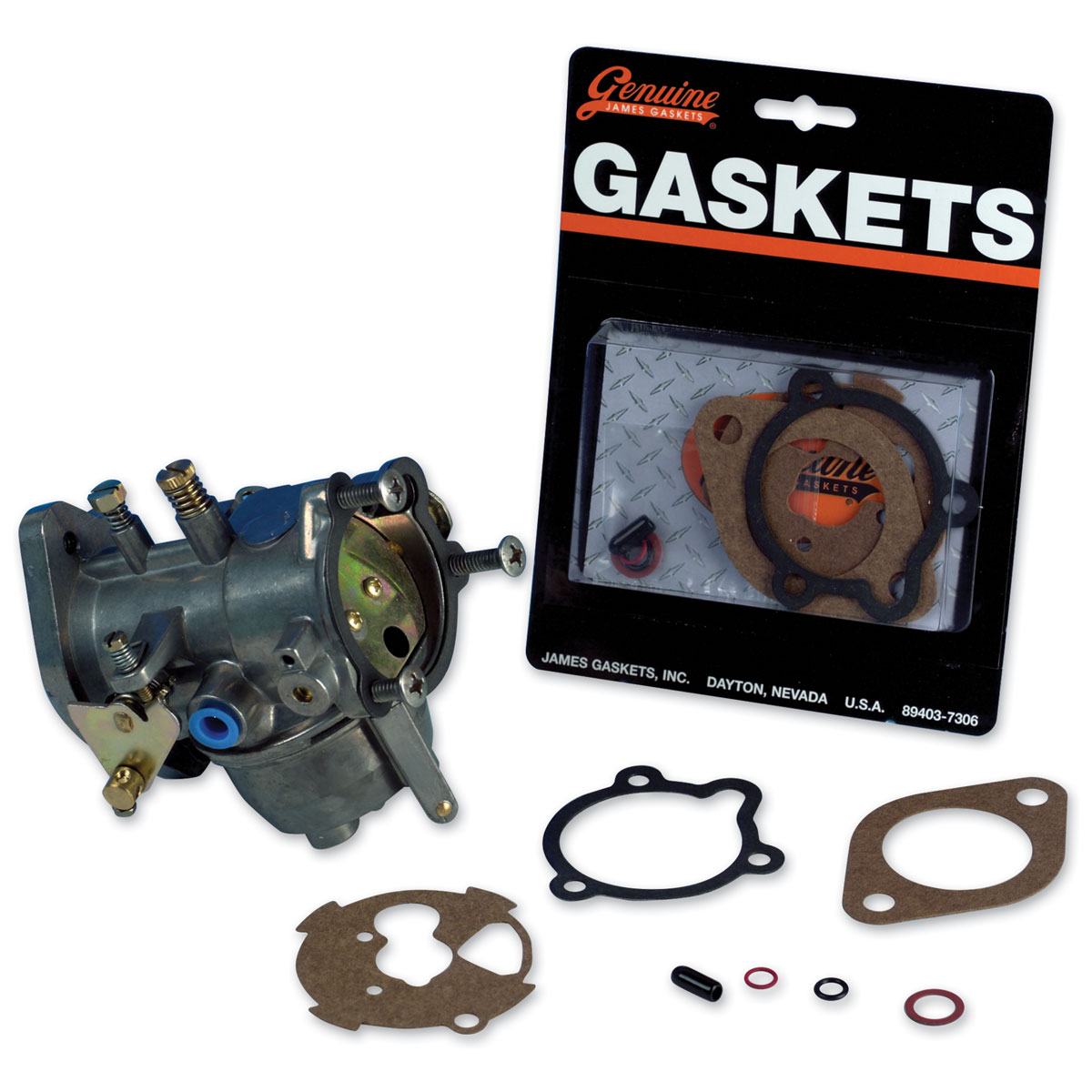 Genuine James Bendix Carburetor Kit