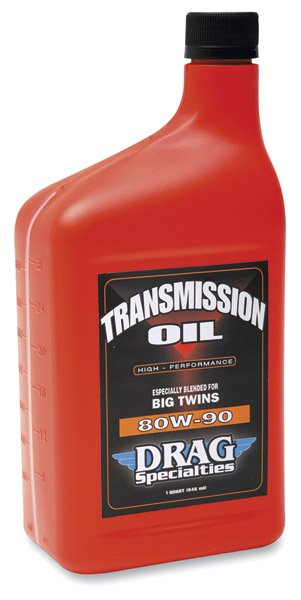 Drag Specialties 80W-90 Transmission Oil