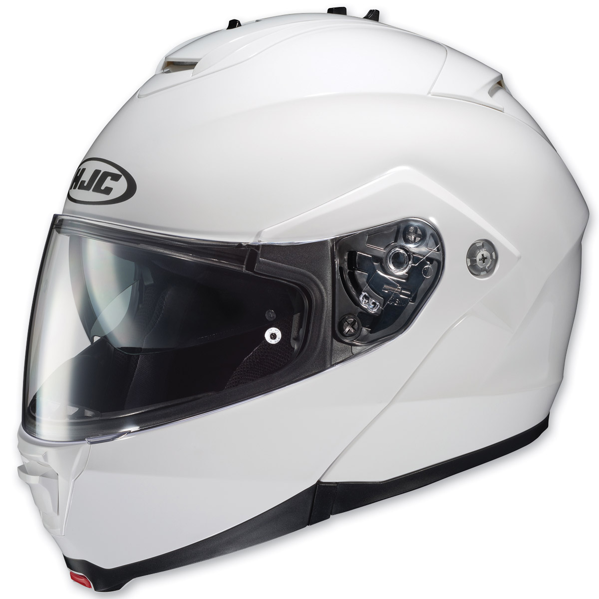 HJC IS-MAX II White Modular Helmet