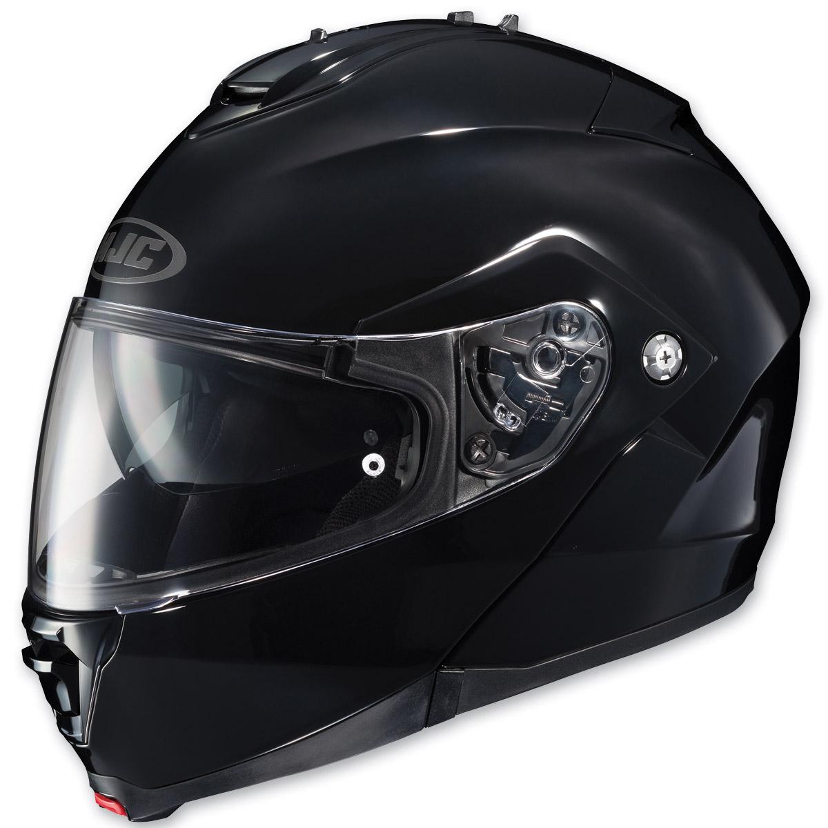 HJC IS-MAX II Gloss Black Modular Helmet