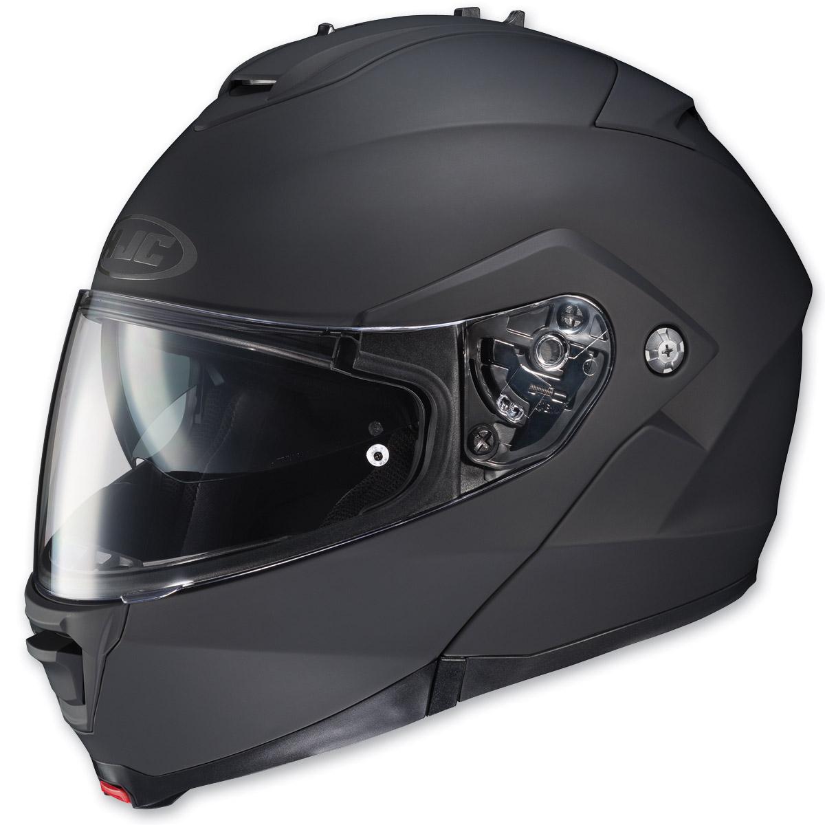02fdc9ac HJC IS-MAX II Matte Black Modular Helmet - 980-612 | JPCycles.com