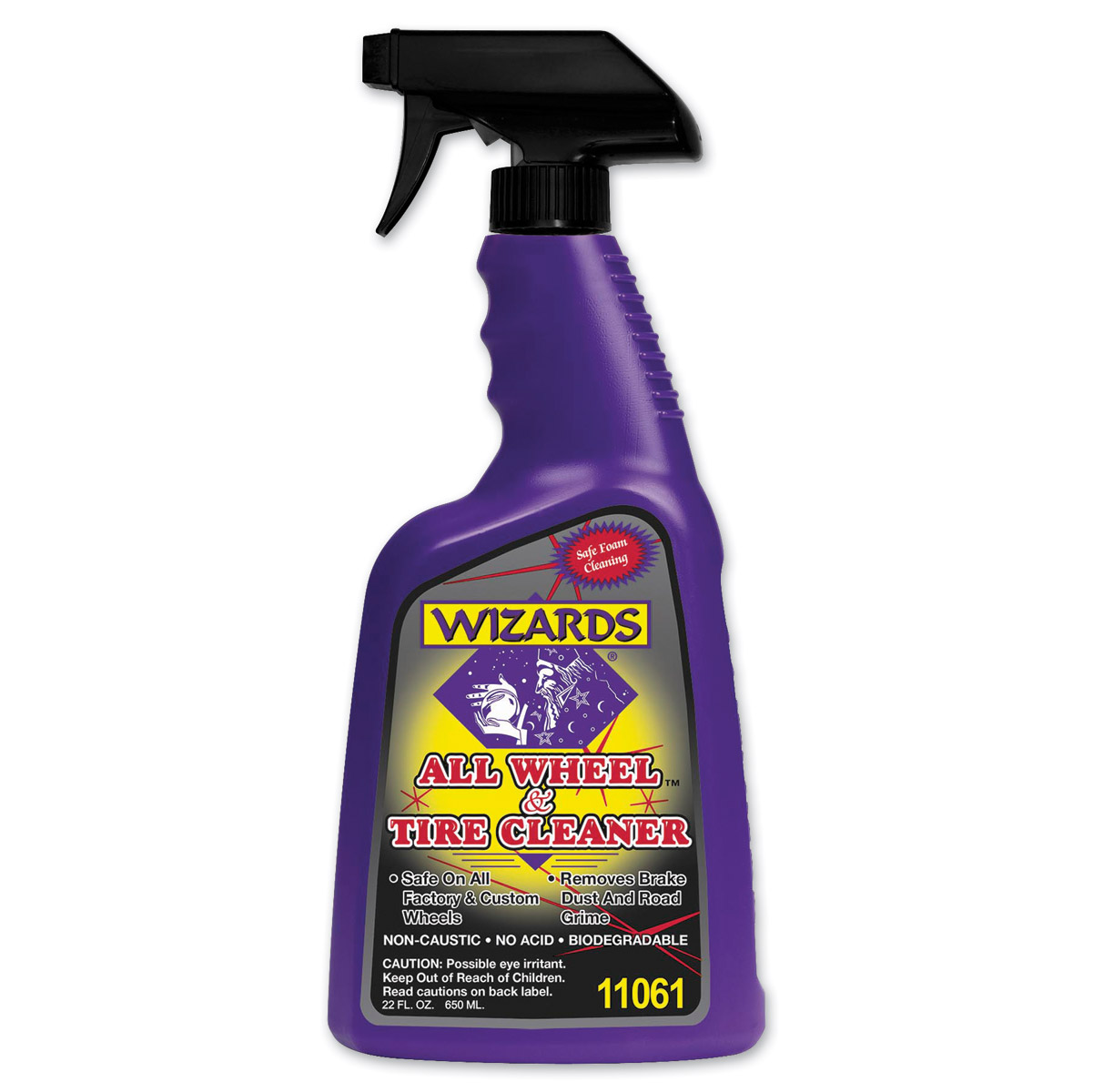 Wizards All Wheel & Tire Cleaner