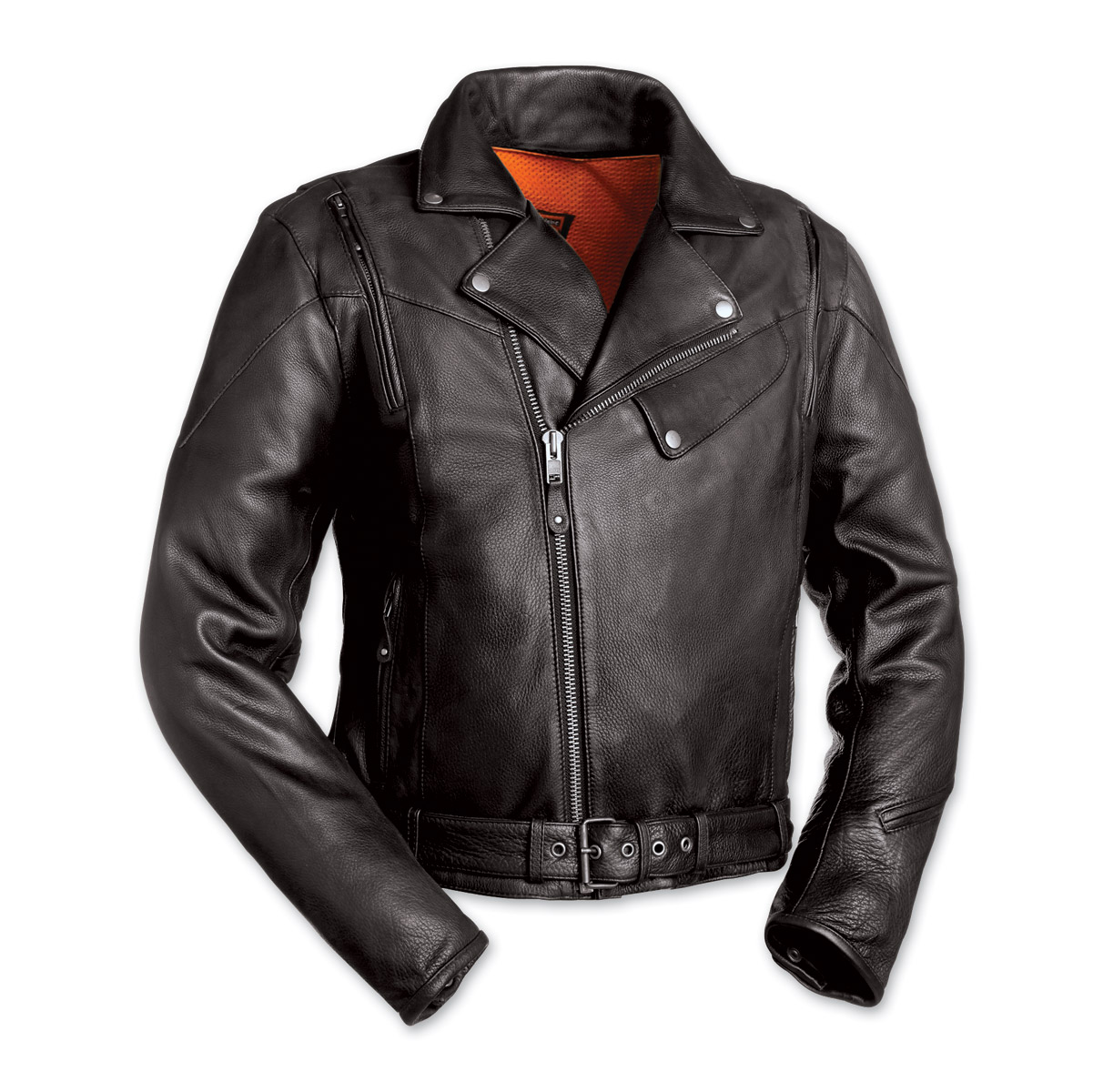 Leather jacket review