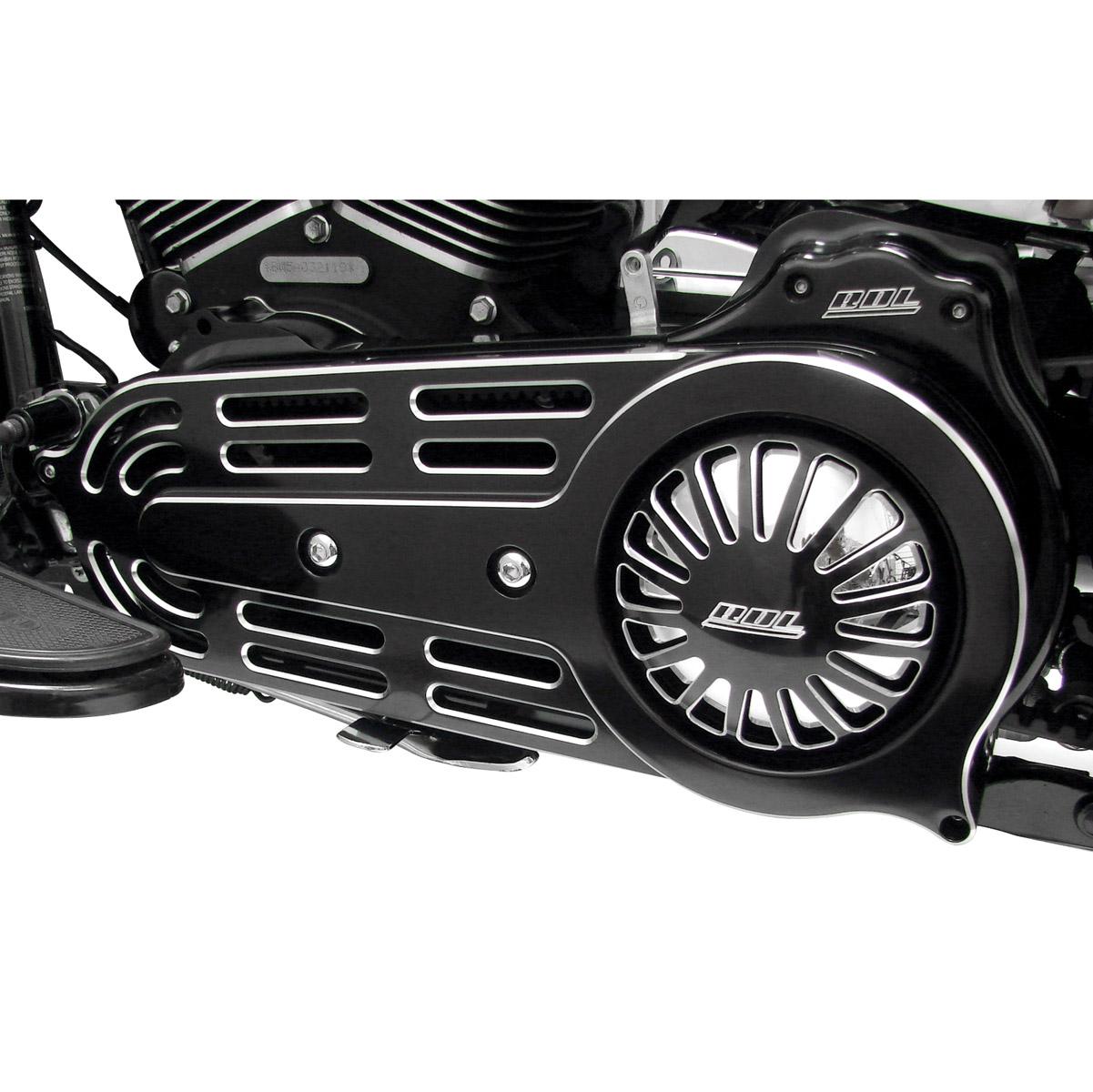 BDL  2″ Black EV Series Belt Drive