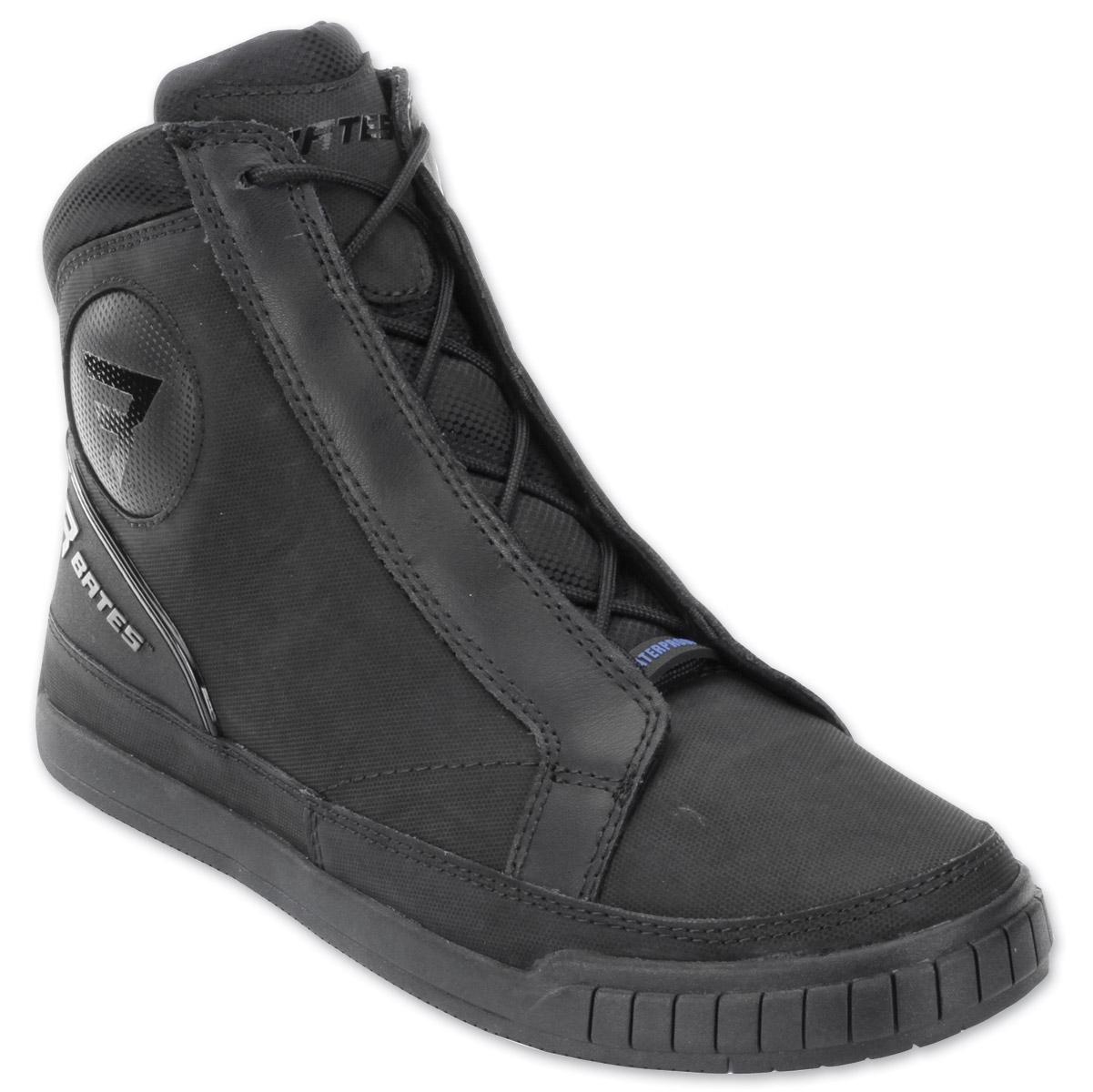 Bates Men's Taser Black Leather Boots