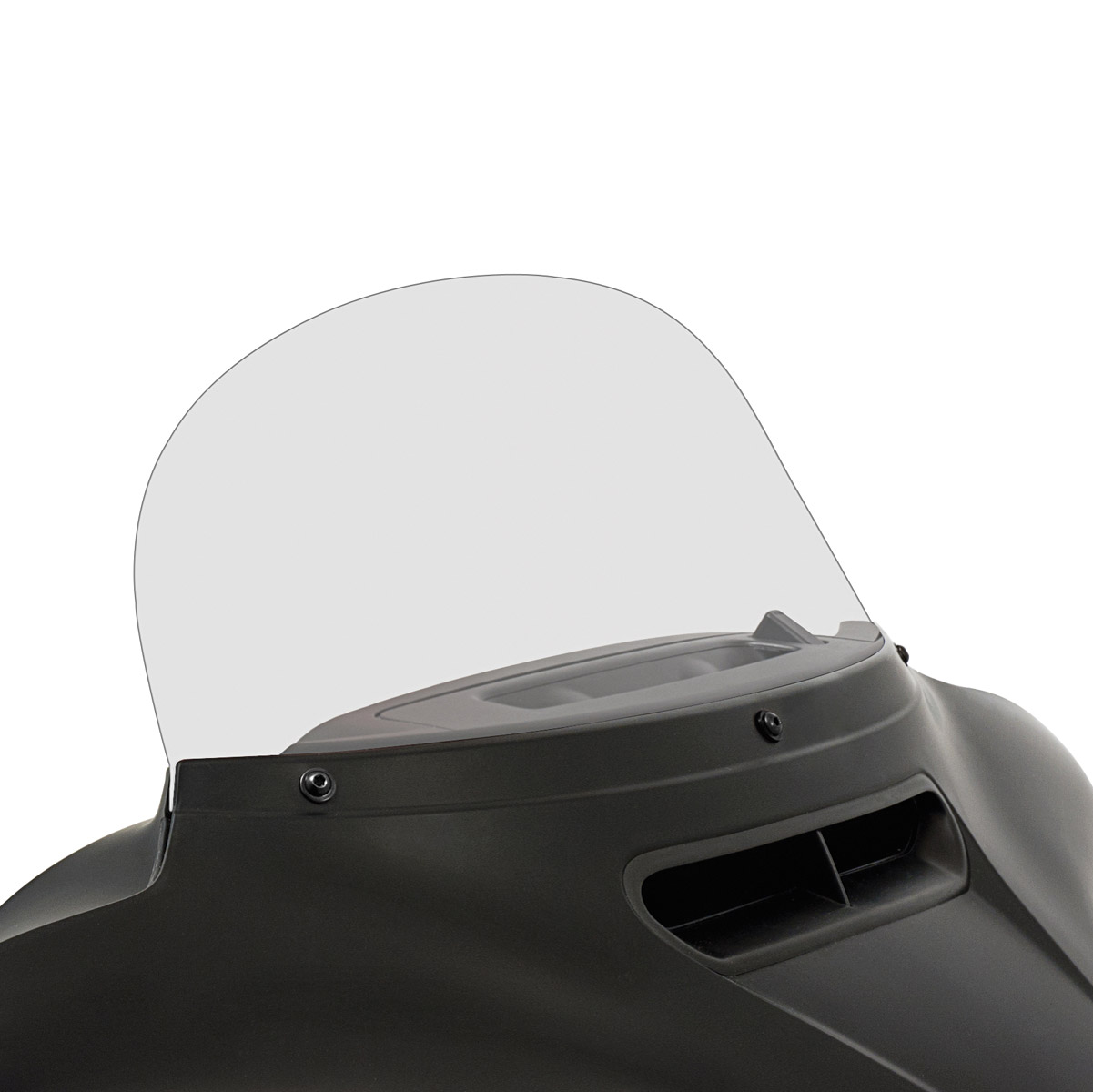 Memphis Shades 9″  Clear Windshield