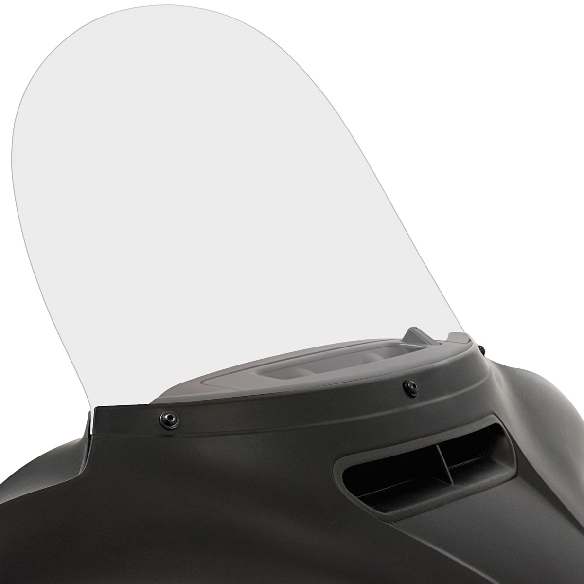 Memphis Shades 15″  Clear Windshield