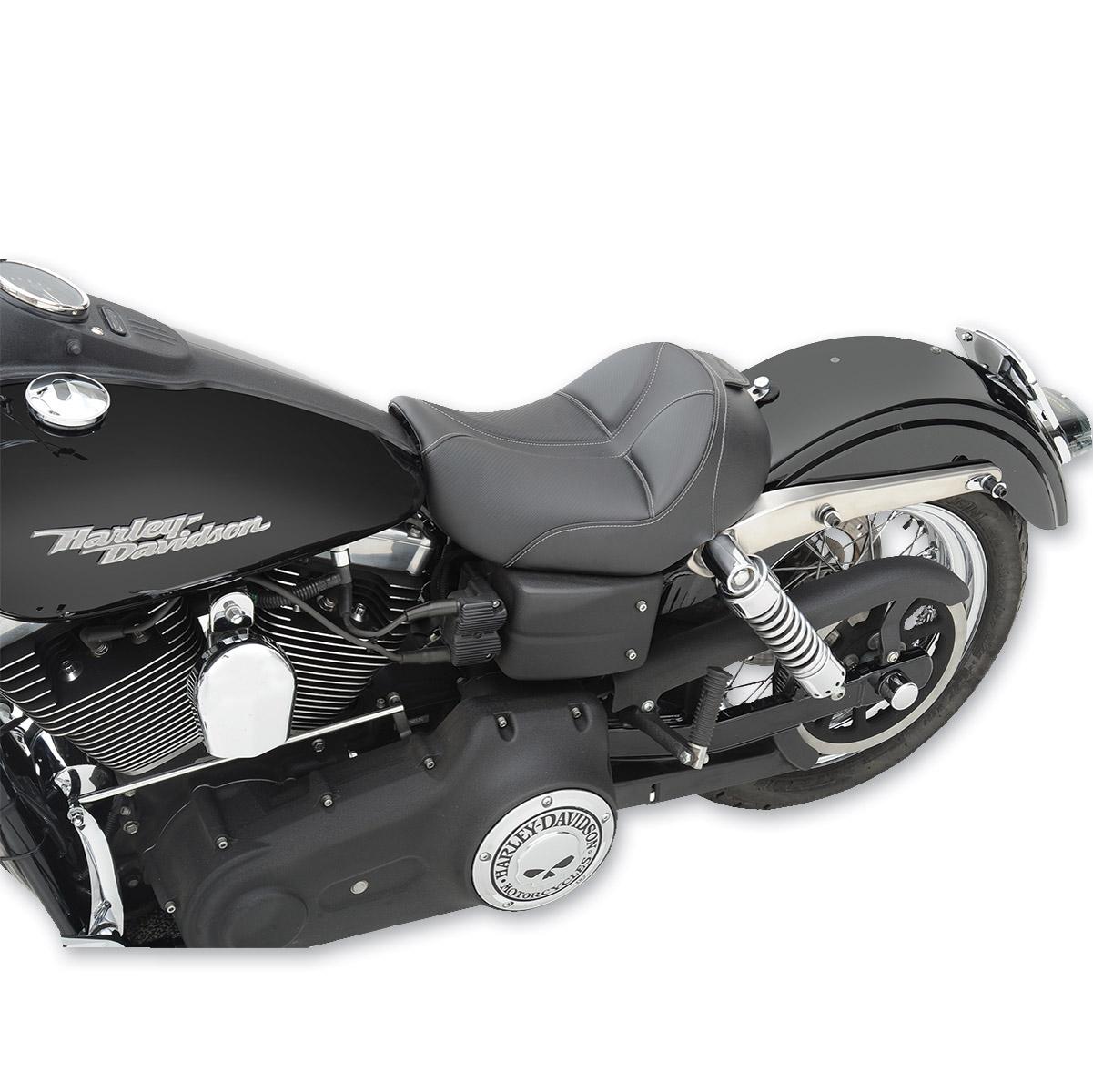 Saddlemen Dominator Solo Seat 806 04 0042 Jpcycles Com