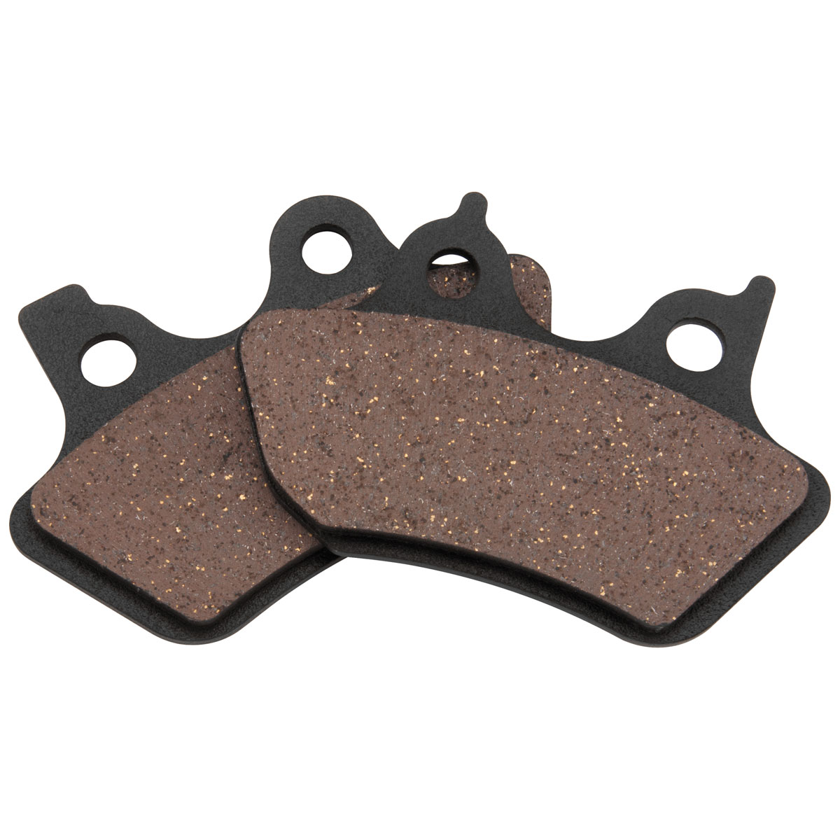 Twin Power Organic Front / Rear Brake Pads