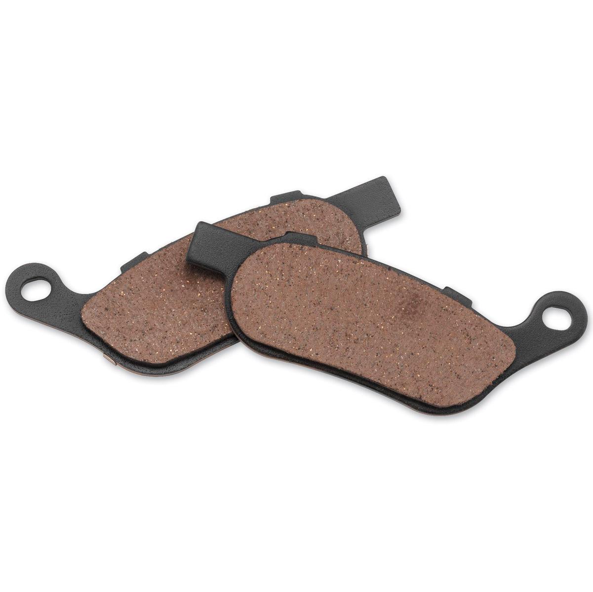Twin Power Organic Rear Brake Pads