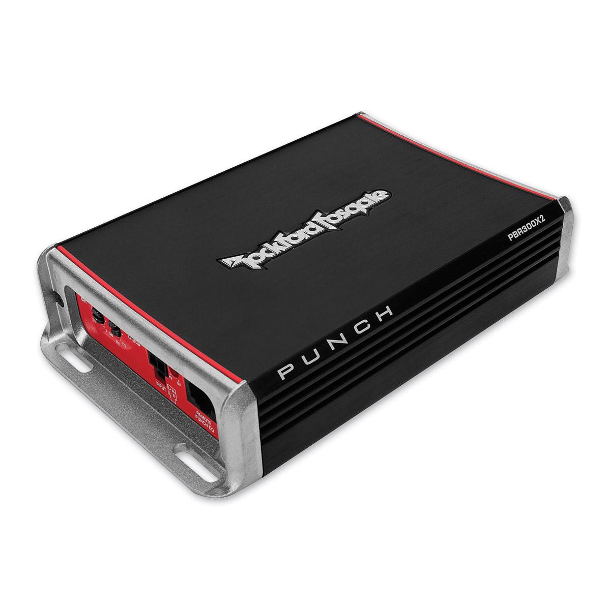 Rockford Fosgate 300W Amplifier