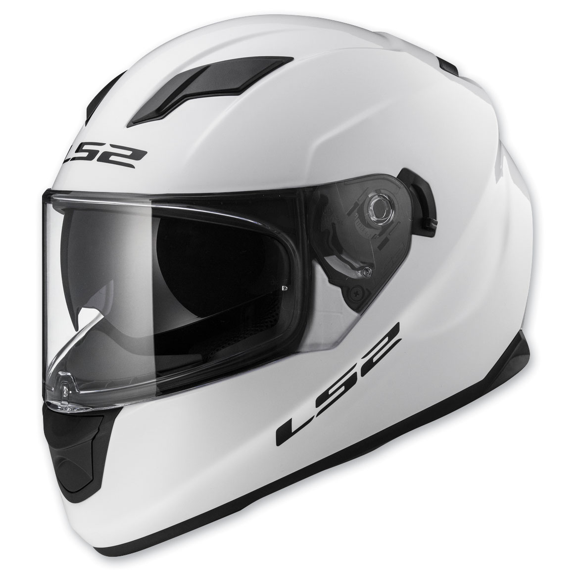 LS2 Stream White Full Face Helmet