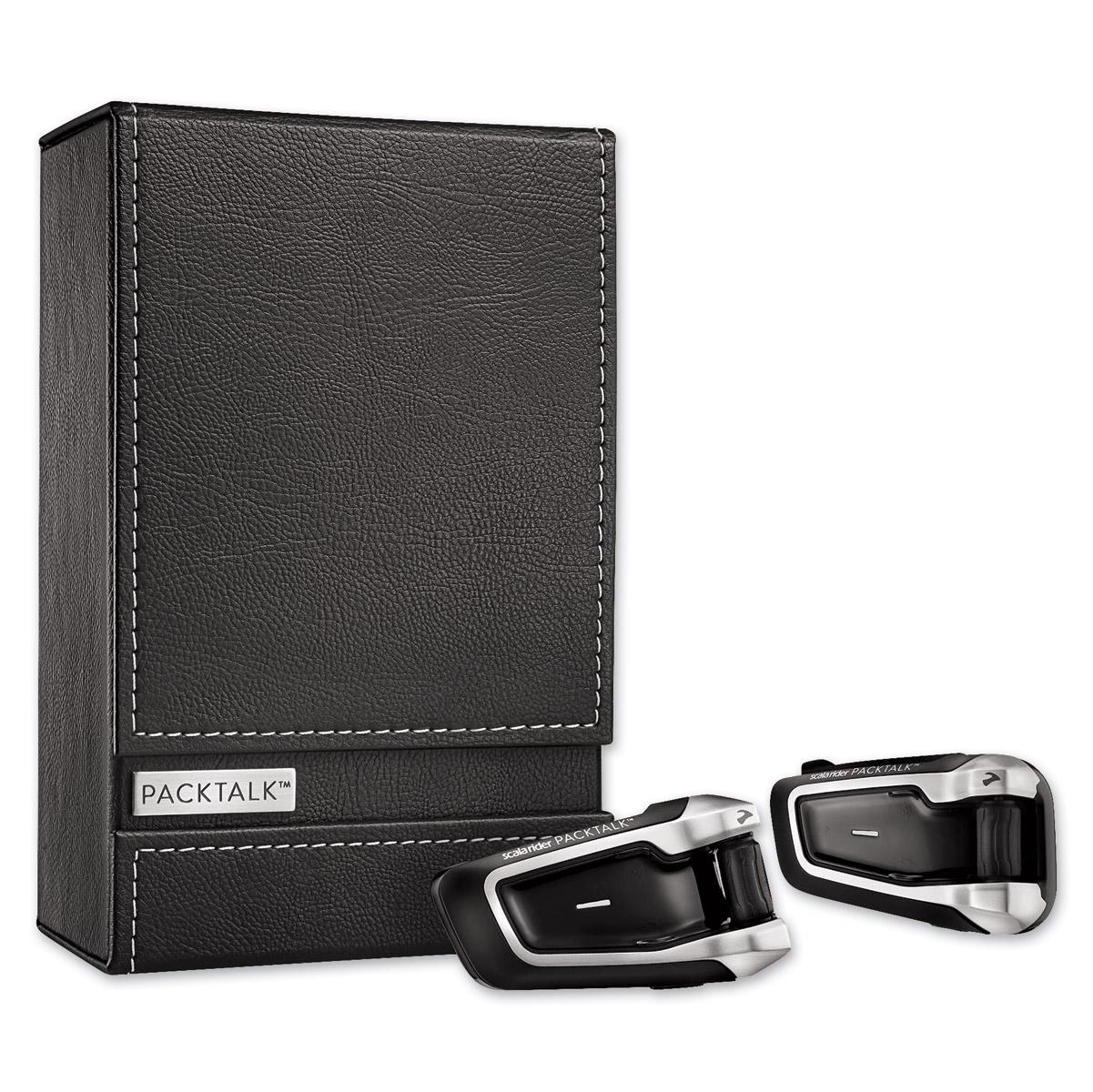 Cardo PackTalk Headset - Single Pack