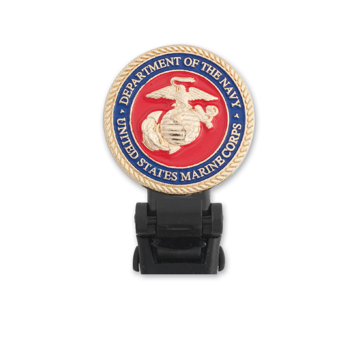 Biker Boot Straps 4″ Marine Corps Biker Boot Straps