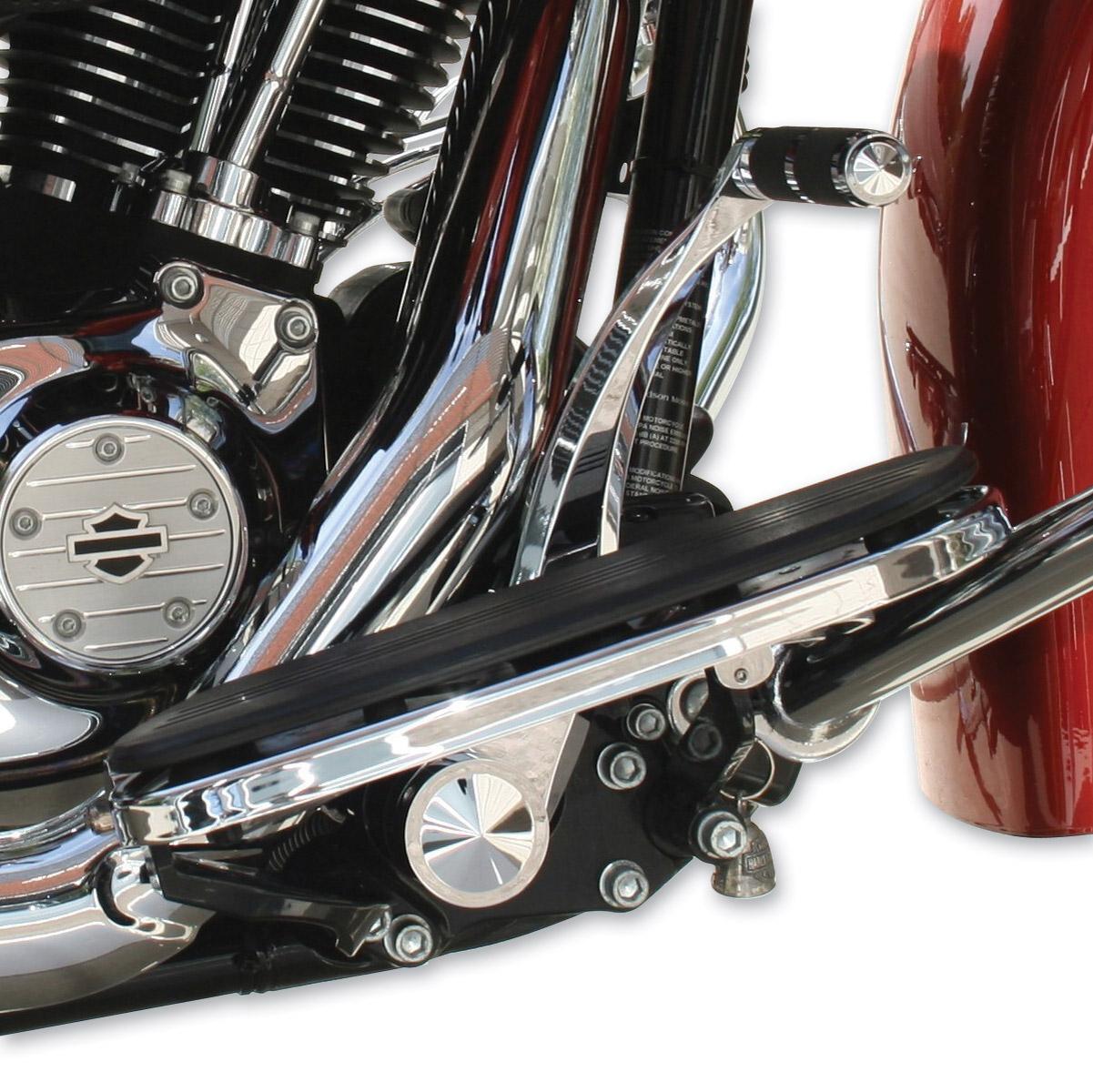 Accutronix Diamond Chrome Brake Arm