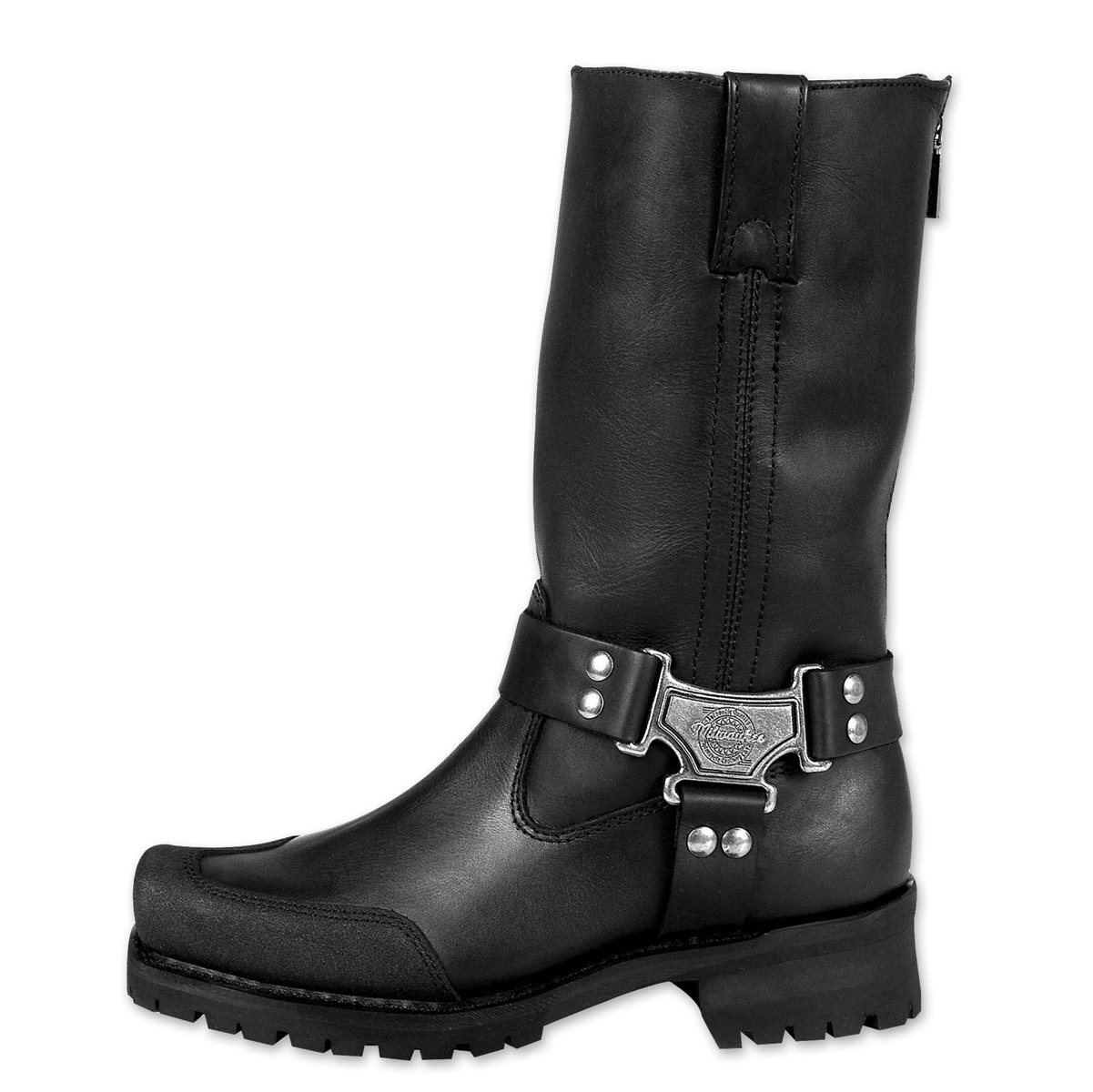 Milwaukee Motorcycle Clothing Co. Men's Drag Harness Tech Tuff Boots