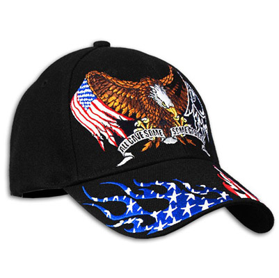 77313dad8bf All Gave Some-Some Gave All Embroidered Ball Cap - BCA1033 ...