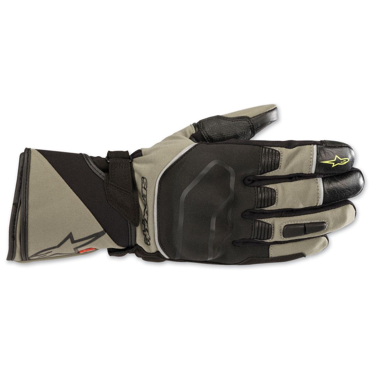 Alpinestars Men's Andes Outdry Green/Black Gloves